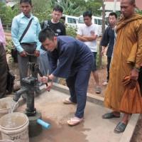 サムボー村井戸建設プロジェクト